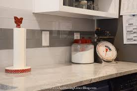 kitchen backsplash peel and stick tiles how to install aspect peel stick tile backsplash sweet tea