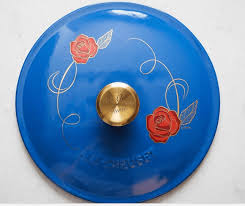 le creuset beauty and the beast new le creuset and disney beauty and the beast pot coming the