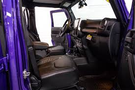 jeep sport interior 2017 jeep wrangler sport unlimited xtreme purple
