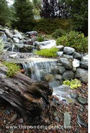 Waterfall For Backyard by Pondless Waterfalls U2013 The Pond Digger