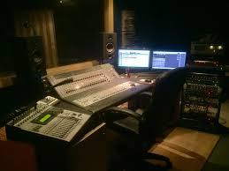 Home Studio Mixing Desk by Aai Recording Studios Adelaide