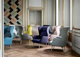 Armchair Designs Ro Armchair Design By Jaime Hayón For Comfort And Relaxation