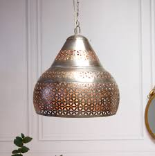 Moroccan Pendant Lights Moroccan Marrakesh Ceiling Pendant Light By Made With Designs