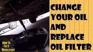 lexus v8 oil change your oil and oil filter toyota lexus scion youtube