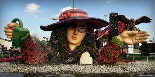 discover dubai miracle garden with