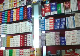 nombre de bureau de tabac en la clau la entre en guerre contre le tabac de la jonquera