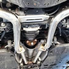 lexus gs 450h exhaust resonator delete w invidia exhaust clublexus lexus forum