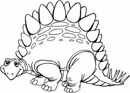 Dinosaur Coloring Pages Crayon Or Paint These Big Handsome Dinosaur Coloring Page