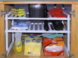 under the kitchen sink storage ideas under kitchen sink storage kitchen under sink storage shelf under
