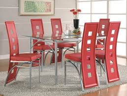 Red Dining Chair 50 Modern Dining Chairs To Set Your Table With Style