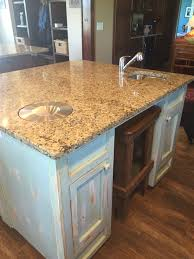 repurposed kitchen island finished renovation part 1 repurposed sideboard kitchen island