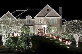 christmas lights ideas 2017 16 best garden decorations for christmas wartaku net