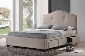 Upholstered King Size Bed Good Upholstered Headboards King Size Bed 54 With Additional