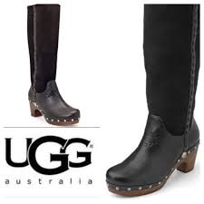 ugg australia clogs sale 65 ugg shoes ugg jemma clog boots from maia s closet
