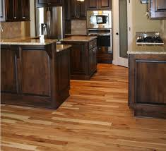 kitchens dark cabinets hardwood floors comfortable home design