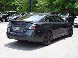 nissan altima 2013 full option 2013 used nissan altima 2 5 at alm roswell ga iid 16590597