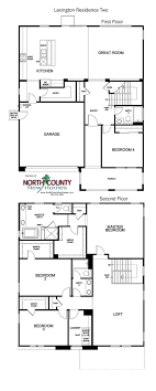 family home floor plans floor plans new homes in escondido 1 2 story new homes
