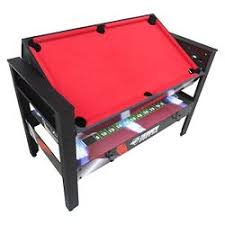 4 in 1 pool table franklin sports 4 in 1 quikset game table target