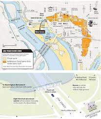 Washington Dc Area Map by Floods Archive For Capital Weather Gang Dc Area Weather Blog News