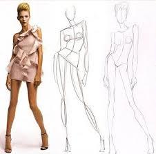 fashion sketch body fashion design sketches pinterest