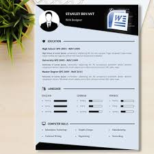 Cover Letter For Resume Template Free Professional Resume Template Download Sample Free Functional