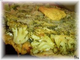 cuisiner brocolis tarte tatin épicée brocolis ricotta tartes à base de fromage