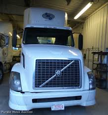 volvo heavy truck 2005 volvo vnl semi truck item k6176 sold march 23 truc