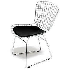 Bertoia Dining Chair Set Of 4 Bertoia Side Chair Chairs