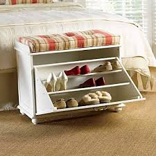 diy shoe storage bench storage decorations