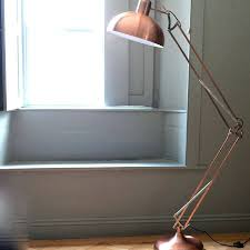 Crinkle Paper Floor Lamp by Floor Lamps Best Behind Couch Floor Lamp 19 For Elegant Design