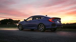 2017 honda civic si sedan test drive review