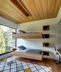 barcelona space saving beds kids contemporary with bathroom