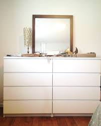 malm ikea dresser dressers do it yourself makeup vanity mirror winners lights malm