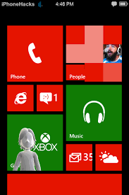 best dreamboard themes for iphone 6 check out paragon dreamboard theme brings windows phone 8 ui to