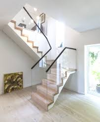 contemporary stair railings interior 10 best ideas about indoor contemporary stair railings interior metal stair railings staircase in staircase farmhouse with metal home designing inspiration