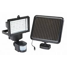 led solar security light 60 led solar security light amazon com