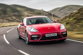 New Porsche Panamera Turbo 2017 Review Auto Express