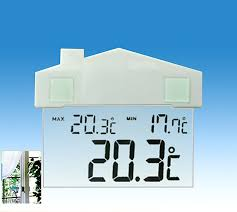 jsg accessories digital window thermometer weather station indoor jsg accessories digital window thermometer weather station indoor outdoor amazon co uk garden outdoors
