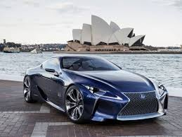 price of lexus car in usa 10 hydrogen powered cars photos business insider