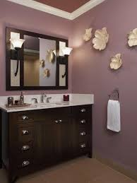 Bathroom Paint Designs Best 25 Purple Bathrooms Ideas On Pinterest Purple Bathroom