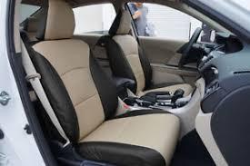 honda accord 2011 custom honda accord sedan 2011 2016 iggee s leather custom fit front
