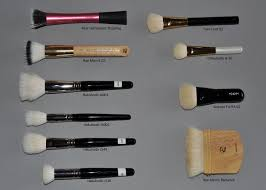 Best Kind Of Foundation Favorite Brushes 2012 U2013 Updated U2013 Sweet Makeup Temptations