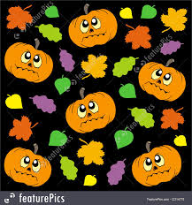 cartoon halloween background halloween halloween background 2 stock illustration i2314770 at
