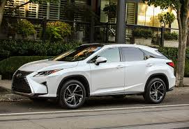 lexus crossovers most reliable 2017 luxury crossovers and suvs 60 000 j d