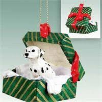 dalmatian ornaments by yuckles