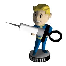 Fallout 3 Bobblehead Locations Map by Bobblehead Medicine Fallout Wiki Fandom Powered By Wikia