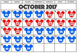 the best days to visit disney world in 2017 the mommy mouse