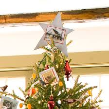 How To Make A Christmas Tree Star For Top - diy easy christmas tree toppers 15 festive ideas for you