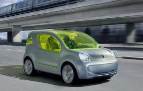 renault concept renault z e concept an all electric concept car which provides a
