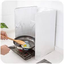 anti eclaboussure cuisine 1 pc anti tache d huile plaque de cuisson cuisine graisse huile